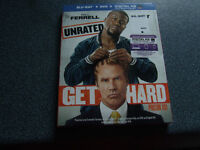 Get Hard BluRay and DVD combo pack