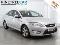 2010 FORD MONDEO 1.8 TDCi Zetec 5dr 6 speed