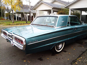 1965 Ford Thunderbird - ICBC Collector Plates/Certification. Prince George British Columbia image 8