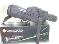 Vanguard Endeavor HD 65S spotting/birdwatching scope, ED glass
