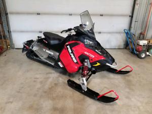 2015 Polaris 800 Pro S Snowmobile