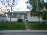 SW Inner city 3+1 bdrm, 2 bath House + dbl garage for rent Nov.1