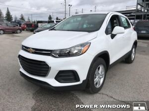 2019 Chevrolet Trax LS  - Apple CarPlay -  Android Auto - $160.1