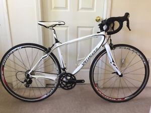Specialized composite women's racing bike