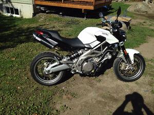Moto Aprilia Shiver 750 2010