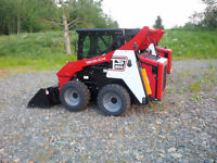 TS50V Takeuchi skid steer 2000 lbs operating