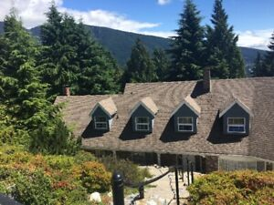 West Vancouver character attached furnished house for rent