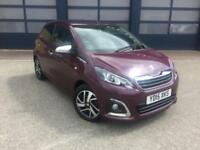 2015 Peugeot 108 Top 1.2 Puretech Allure TOP Manual Hatchback