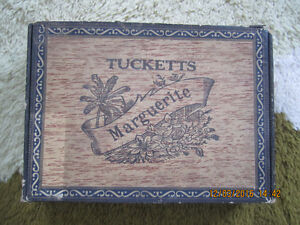 Vintage Marguerite Cigar box