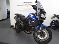 65 REG TRIUMPH TIGER XRX TOP OF THE RANGE LOW MILES GREAT CONDITION GOOD COLOUR