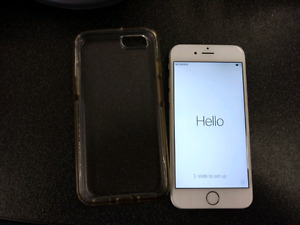 Apple 16 gb Iphone 6 silver