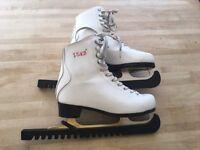 Ladies Ice Skates Size 4 (eur 36)