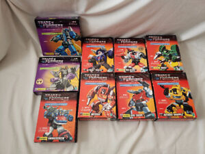 Transformers G1 *** Boxes Only ***