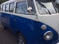 1975 Volkswagen Kombi 1.5 Petrol