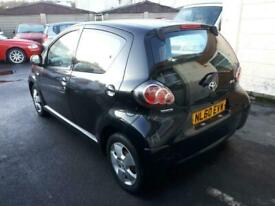 2010 Toyota AYGO Black 1.0 Automatic 5-Door From £4,495 + Retail Package HATCHBA