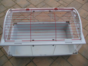 CLEAN LIVING WORLD RABBIT CAGE