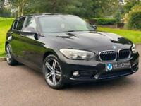 2016 BMW 1 Series 118I SPORT Hatchback Petrol Manual