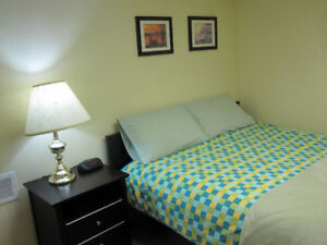 Private lower suite - Steps to LRT & SAIT - Near D.T & Foothills