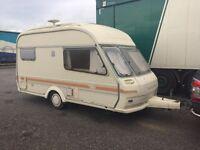 Avondale Viven MOTOR MOVER fitted lightweight elddis swift abi caravan Winter Bargain