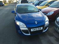 Renault Megane 1.6 VVT 110 2012MY I - Music 12/12