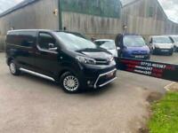 2017 Toyota Proace 2.0D 120 Comfort Van PANEL VAN Diesel Manual