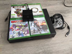 1TB Xbox One With Xbox Kinect Camera