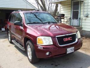 2003 GMC Envoy SLT SUV, Crossover