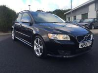 2011 60 REG Volvo V50 1.6D D2 ( 115PS ) R-Design