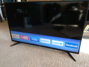 "50"" Seiki 4K UHD smart tv"