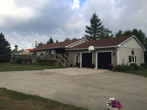10 Acres backing onto Trails in Fergus school district!