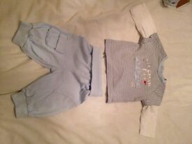 Baby designer outfit age 3months