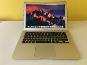 MacBook Air 13 inches/pouces Mid 2012