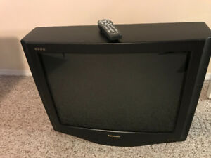"Panasonic 27"" GAOO TV"