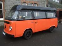 Volkswagen Motorhome Campervan