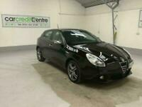 *BUY NOW FROM £34 P/WEEK* BLACK ALFA ROMEO GIULIETTA 1.6 JTDM-2 BUSINESS EDITION