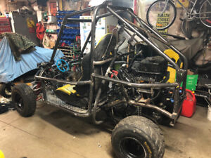 Gsxr powered Buggy
