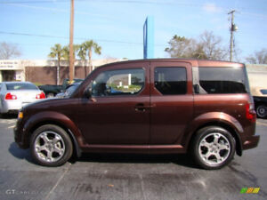 Clean 2008 Honda Element sc for sale