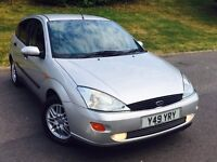 FORD FOCUS 1.6,,TWO LADY OWNERS FROM NEW