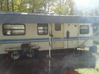 1996 - 29ft Prowler Travel Trailer