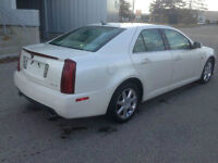 2005  - LUXURY CADILLAC STS - $5,395. - NEED PARKING SPACE....
