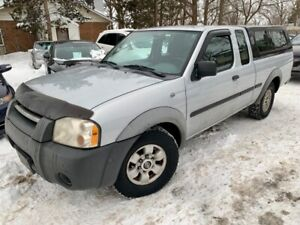 2002 Nissan Frontier King Cab I4