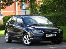 Ford Focus 1.6 2007 Zetec Climate +1 OWNER +FSH +2 KEYS +WARRANTY +12M MOT