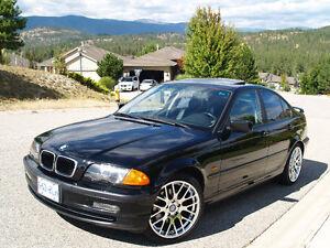 2001 BMW 3-Series 325i Sedan