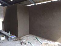 Small plastering jobs