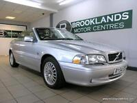 Volvo C70 2.0 T CABRIOLET [10X SERVICES and LEATHER]