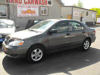2007 Toyota Corolla CE SOUTHERN UNIT! Gas Saver!