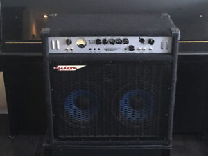 Ashdown mag 300 bass amp