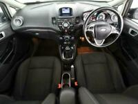 2017 Ford Fiesta 1.0 EcoBoost Titanium 5dr HATCHBACK Petrol Manual