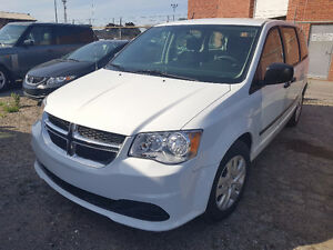 2015 DODGE GRAND CARAVAN SE - ONLY 9000KM!WE PAY HST! CERTIFIED!