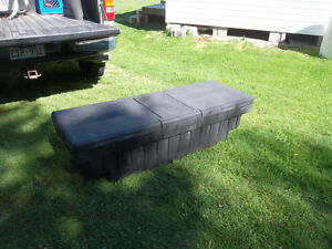 Tool box for 1/4 ton truck